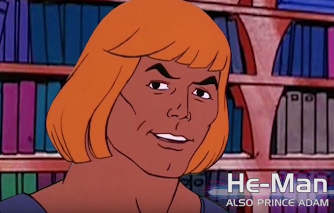 he-man masters