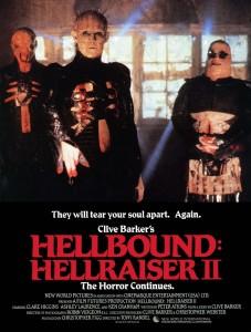 hellraiser hellbound poster