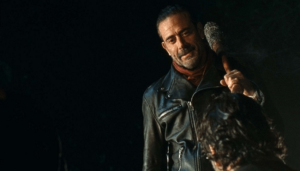 negan morgan walking