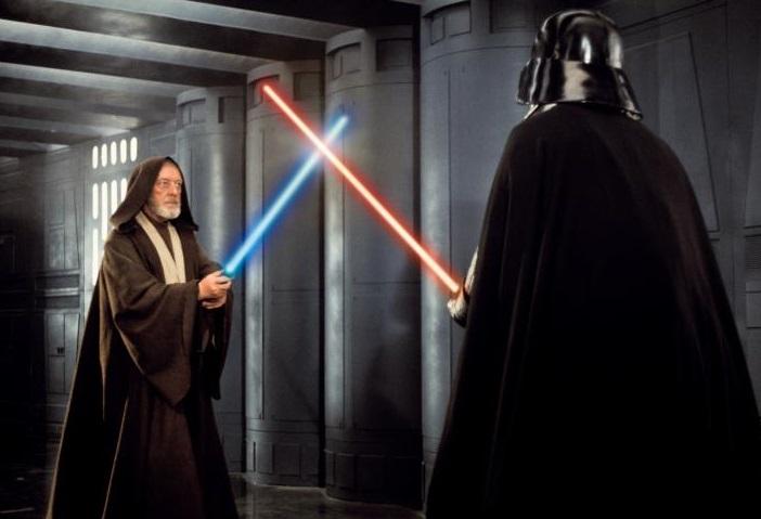 obi star wars duello