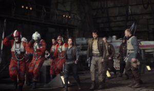 rogue one star wars trailer teaser