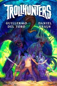trollhunters del toro libro