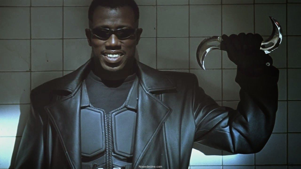 Wesley Snipes alle prese con una sinistra IA in Temple di John Stockwell
