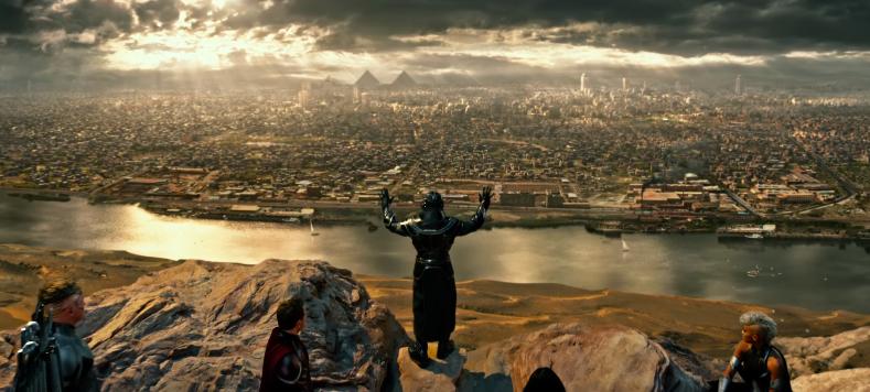 X-Men - Apocalisse: i mutanti contro il nuovo ordine mondiale nel trailer finale