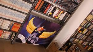 Animeland - Dipinto GOLDRAKE in libreria