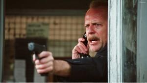 Bruce Willis solo 2 ore