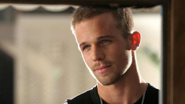 Cam Gigandet, the base