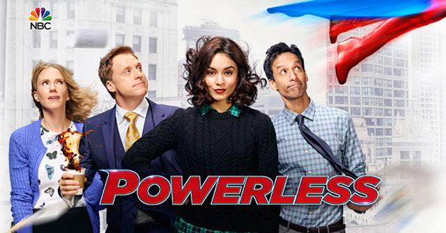 DC serie powerless