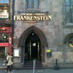Frankenstein bar scozia