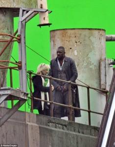 Idris Elba è Roland Deschain tower