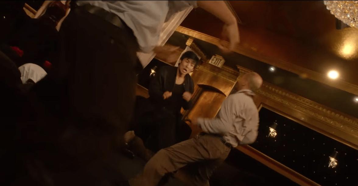 Kurando Mitsutake torna al cinema con l'indiavolato Karate Kill