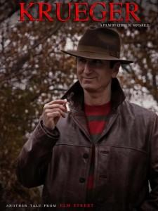 Krueger - The Legend of Elm Street poster