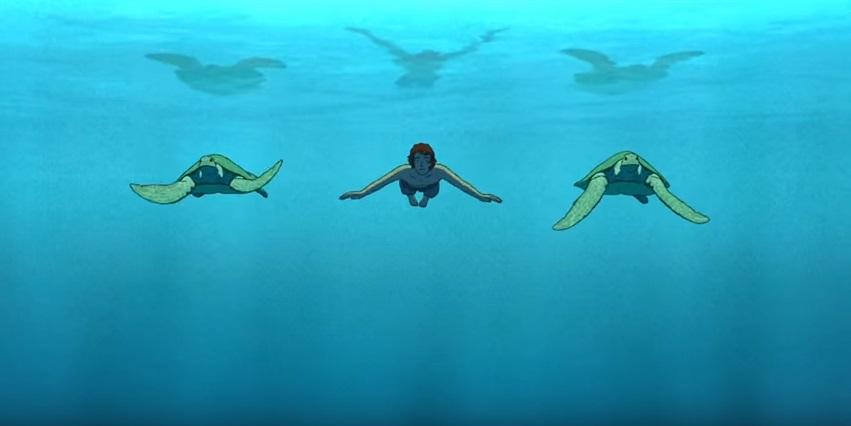 Trailer per La Tortue Rouge, nuovo progetto dello Studio Ghibli diretto da Michael Dudok de Wit