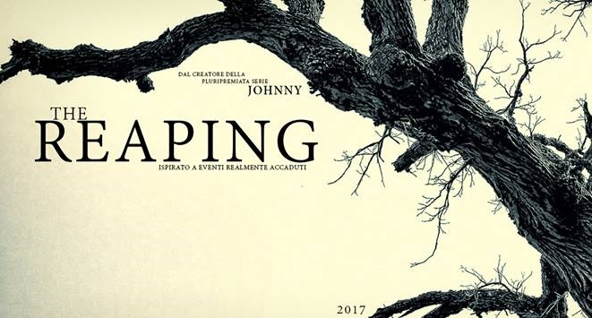 Roberto D'Antona torna in TV con la serie thriller The Reaping