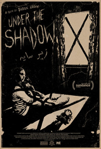 Under the Shadow babak locandina
