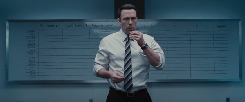 Ben Affleck è un geniale assassino nel trailer italiano di The Accountant