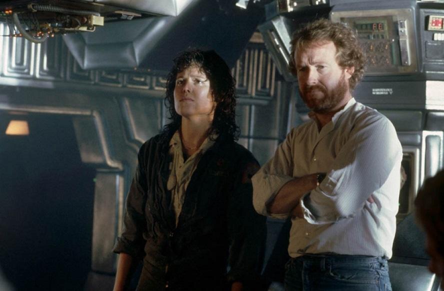 Ammirate gli storyboard di Alien disegnati da Ridley Scott in persona