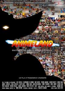 animeland poster
