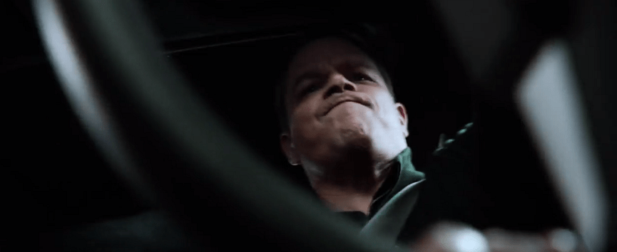 Inseguimento spericolato a Las Vegas nello spot TV di Jason Bourne