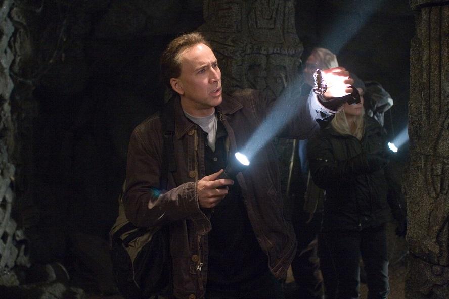 Il Mistero dei Templari 3: Nicolas Cage dice che gli sceneggiatori sono al lavoro