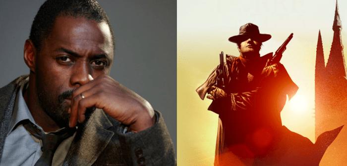 Idris Elba è Roland Deschain nelle foto dal set di The Dark Tower