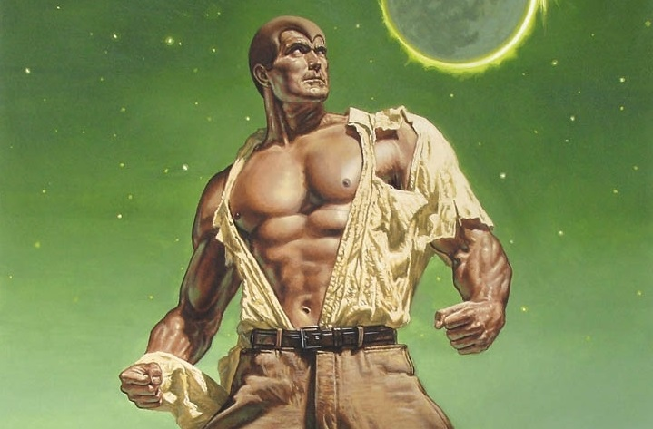 doc savage black