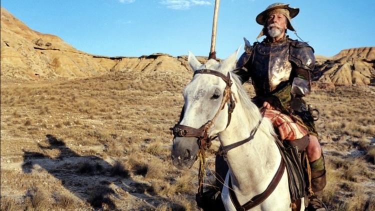 Guardate la conferenza di Terry Gilliam a Cannes per The Man Who Killed Don Quixote