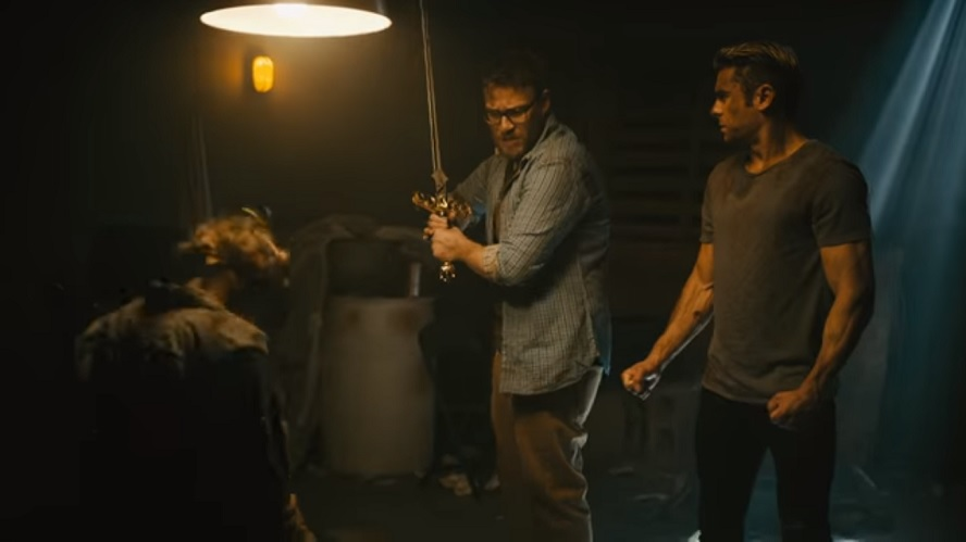 Cattivi Vicini 3: Zach Efron e Seth Rogen potrebbero vedersela con gli zombie