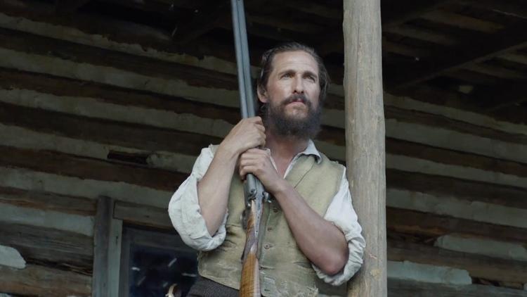 Matthew McConaughey pronto per la rivolta nel trailer di Free State of Jones