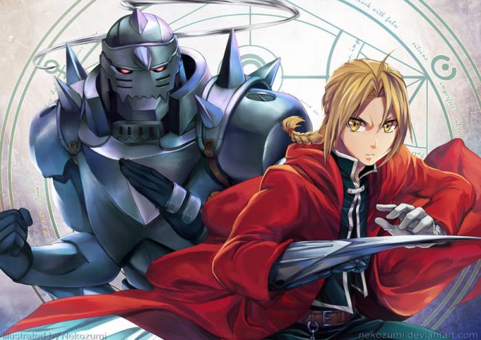 Annunciato il cast della versione live action di Fullmetal Alchemist