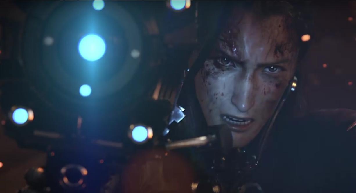 Giganteschi robot e una misteriosa sfera nera nel primo trailer di Gantz: O
