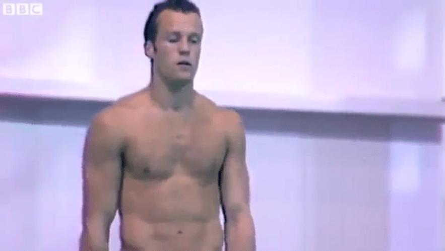 Jason Statham tuffatore quasi provetto in un filmato del 1990