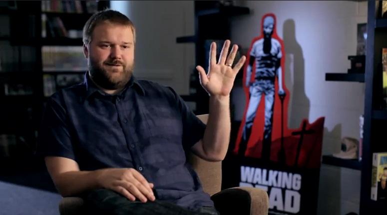 Robert Kirkman rivela i 6 personaggi di The Walking Dead che potrebbero morire