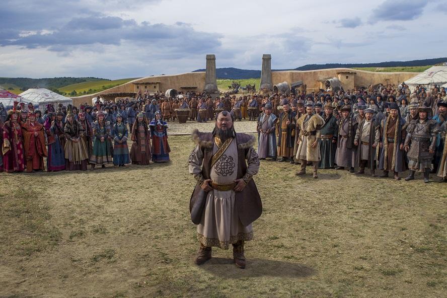 Prime foto ufficiali dei protagonisti della stagione 2 di Marco Polo
