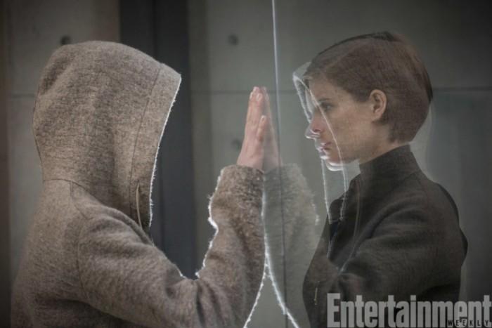 Trailer, immagini e locandina per Morgan, debutto sci-fi di Luke Scott con Kate Mara