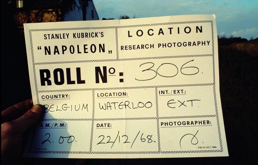 napoleon kubrick cary