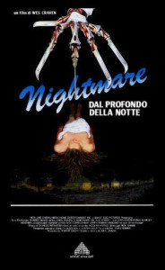 nightmare notte locandina