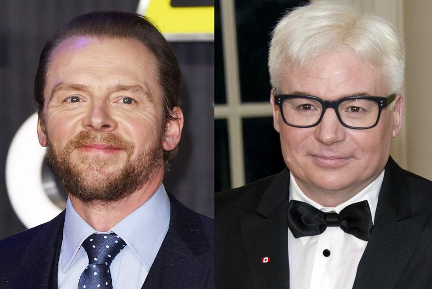 Mike Myers e Simon Pegg raggiungono Margot Robbie nel thriller Terminal