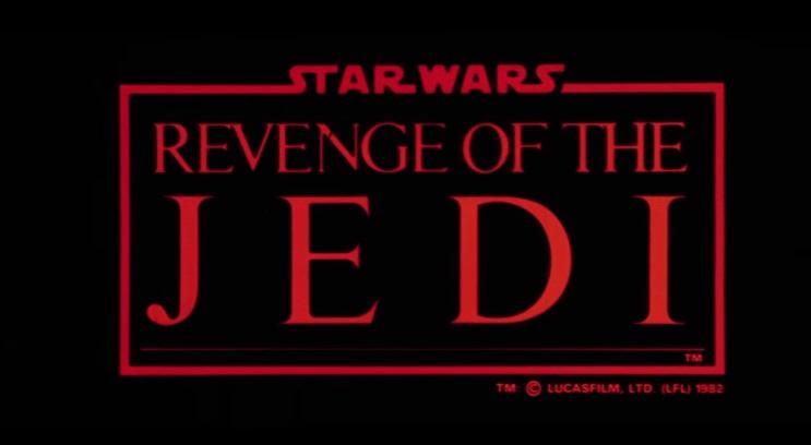 revenge jedi trailer