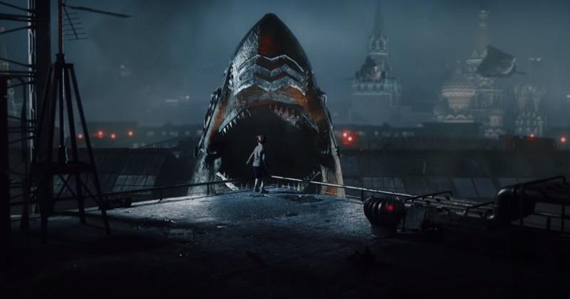 sky sharks film