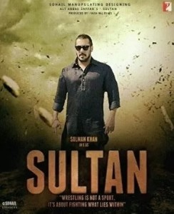 sultan poster