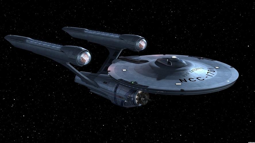 Star Trek: nuovo logo, nuove astronavi e nuovo equipaggio nella nuova serie TV
