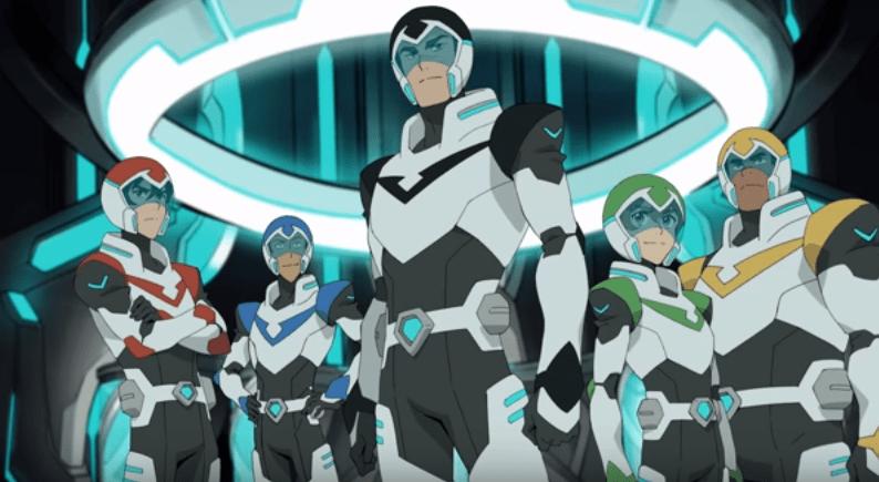 Voltron: il trailer della serie reboot presenta i giovani piloti degli enormi leoni robot