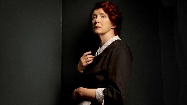 Frances Conroy protagonista della serie The Mist