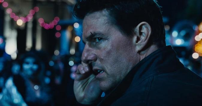 Jack Reacher - Punto di non ritorno Tom Cruise