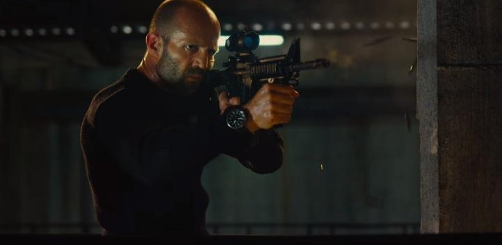 Jason Statham pronto alla strage nel trailer di Mechanic: Resurrection