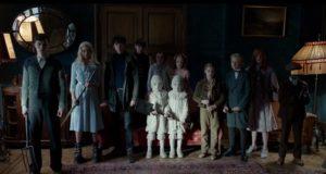 Miss Peregrine - La Casa dei Ragazzi Speciali trailer