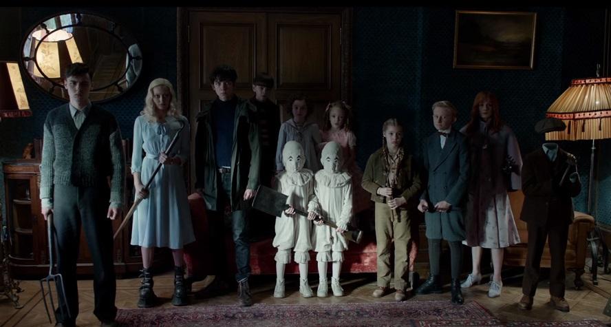 Il trailer di Miss Peregrine - La Casa dei Ragazzi Speciali svela nuovi dettagli sul film di Tim Burton