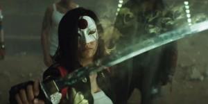 Suicide Squad Karen Fukuhara Katana