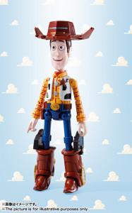 Woody Robo Sheriff Star 12